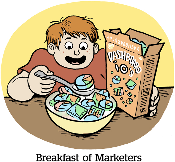 Breakfast of Marketers