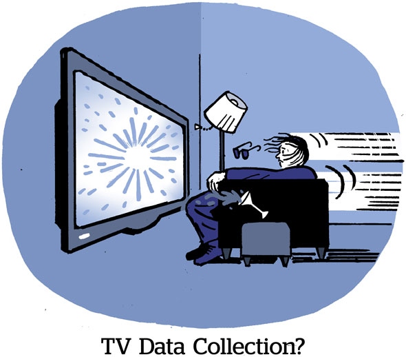 TV Data Collection?