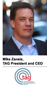 Mike Zaneis CEO TAG