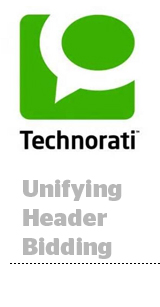 Technorati Header Bidding