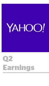 Yahoo Q2 2015 Earnings