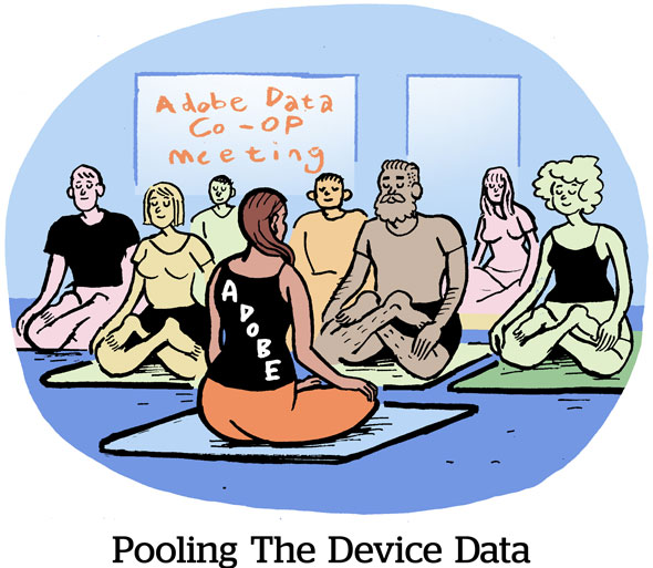 Pooling The Device Data