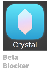 Crystalblocker