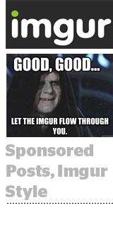 Imgur Sponso Post