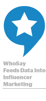 WhoSay Influencer Marketing
