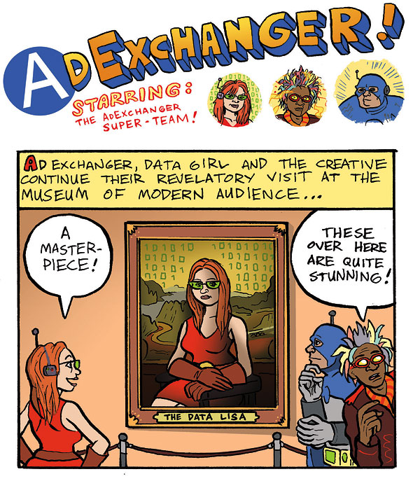 AdExchanger: A Visit To The Museum Of Modern Audience (Part II) - Cell 1