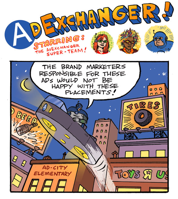 AdExchanger: The Queen Of Brand Safety - Part I - Cell 1