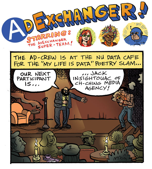 AdExchanger: The My Life Is Data Poetry Slam