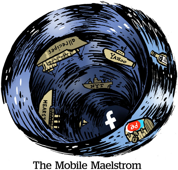 The Mobile Maelstrom