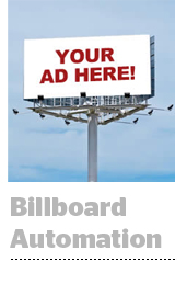 Billboard Automation