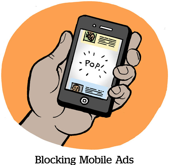 Blocking Mobile Ads