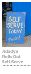 Adadyn Self-Serve