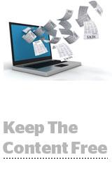 keepthecontentfree