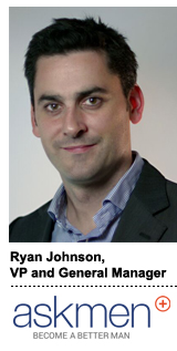 Ryan Johnson AskMen