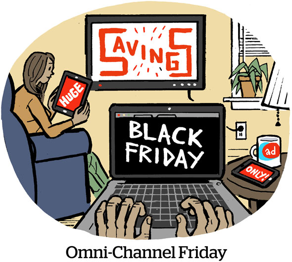 Omni-Channel Friday