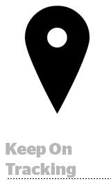 keepontracking