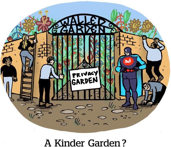 A Kinder Garten?