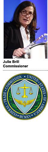 julie brill Ftc