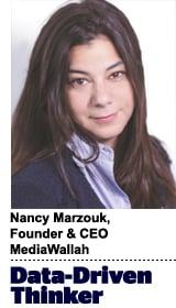 Nancy Marzouk, CEO & founder, MediaWallah.