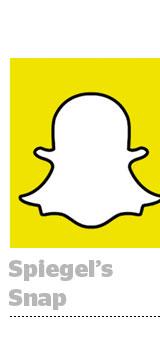 Snapchat-Spiegel
