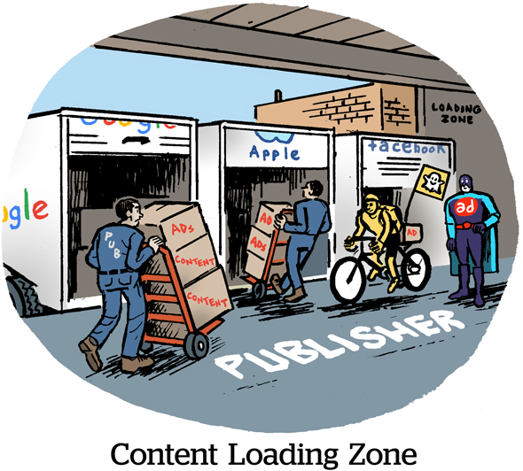 Content Loading Zone