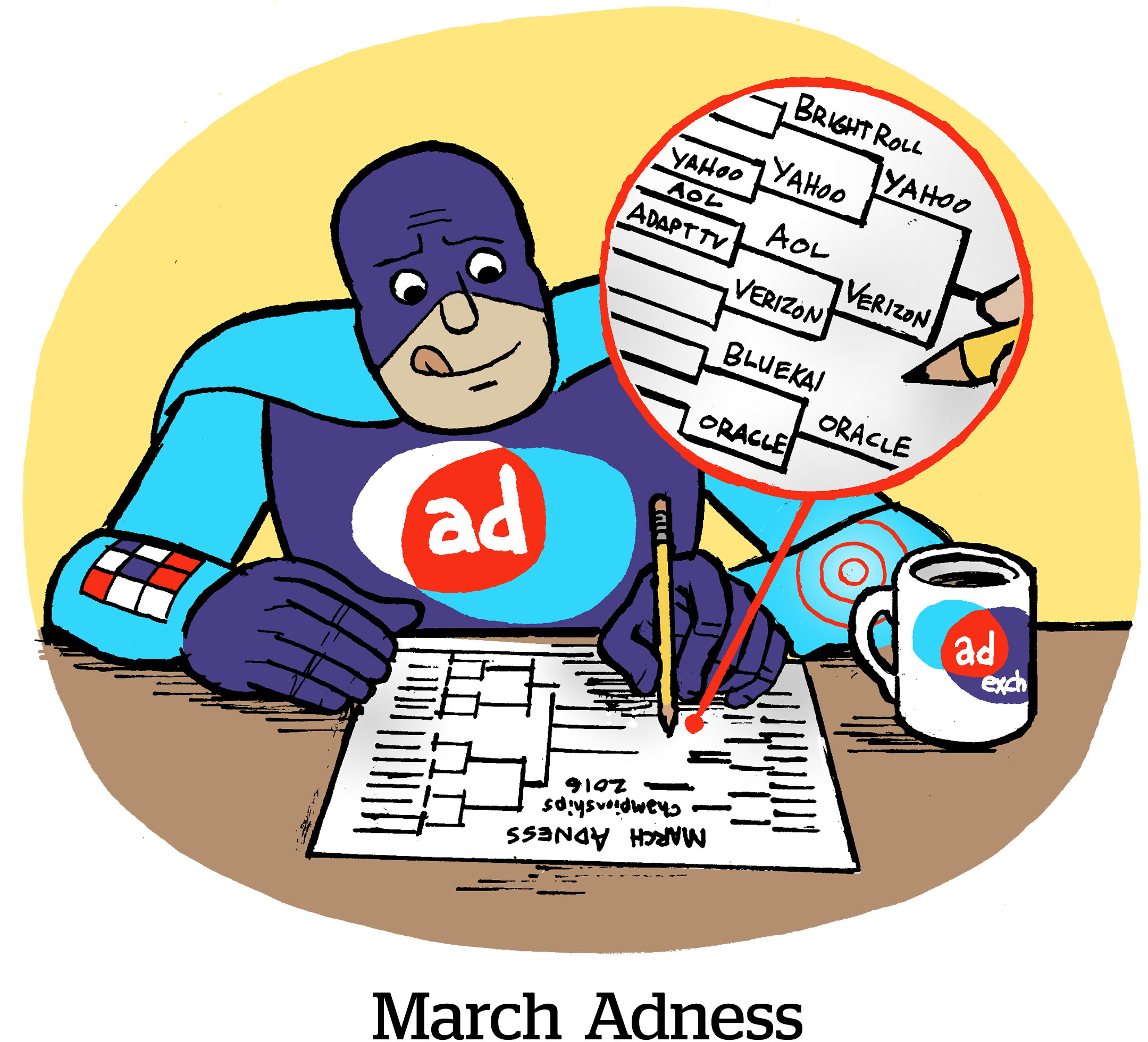 March Adness