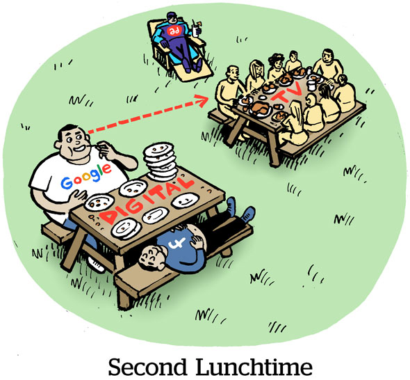 Second Lunchtime