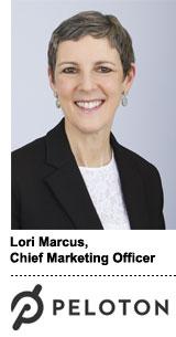 Lori-Marcus-CMO-Peloton-Cycle