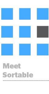 Meet-Sortable