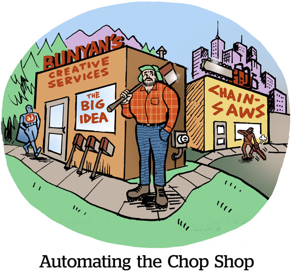 Automating the Chop Shop