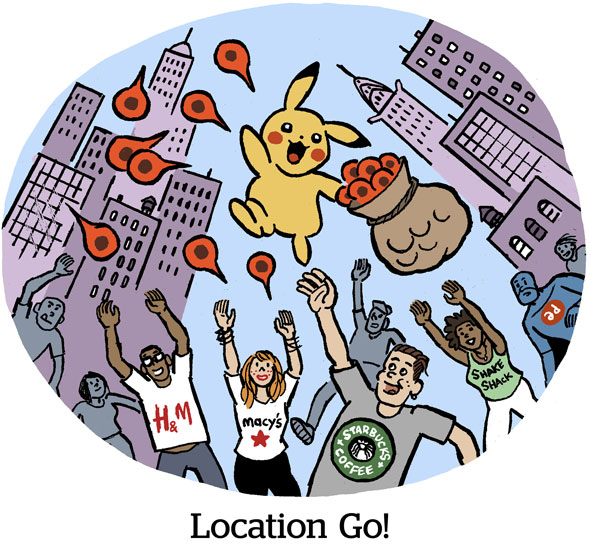 Location Go