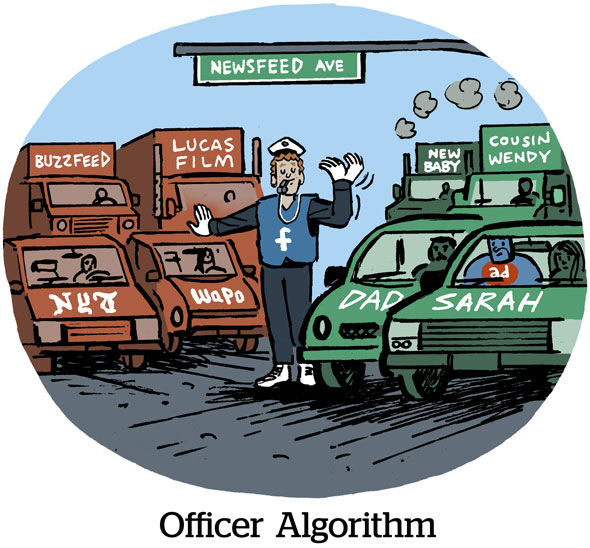 Officer Algorithm