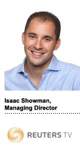 IsaacShowmanReutersTV