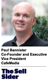 Paul Bannister headshot