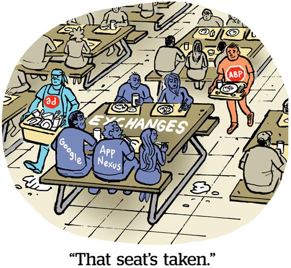 That seat's taken.