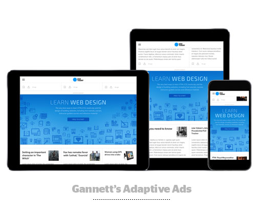 gannett-adaptive-ads