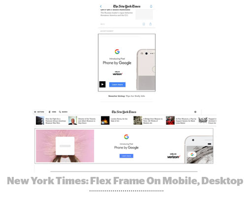 as publishers go native the new york times flex ads lead the pack adexchanger