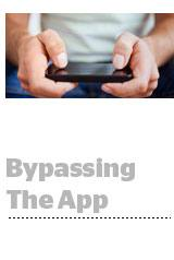 bypassingtheapp