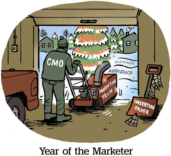 Year of the Marketer