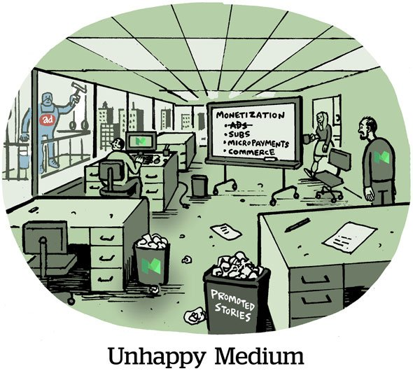 Unhappy Medium