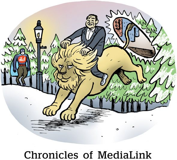 Chronicles of Medialink