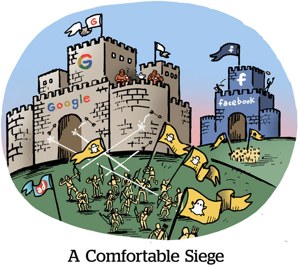 A Comfortable Siege