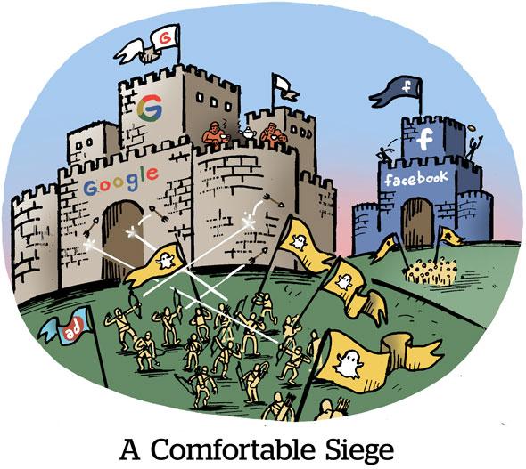 A Comfortable Siege