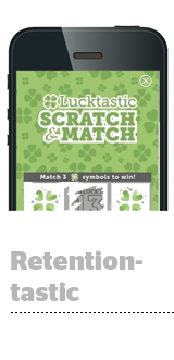 Lucktastic Taps Playable Ads To Snag Users Who Keep On