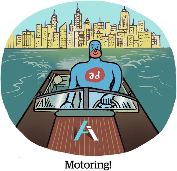 Motoring!