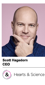 At Hearts & Science, Scott Hagedorn Plans For The Attention Economy | AdExchanger