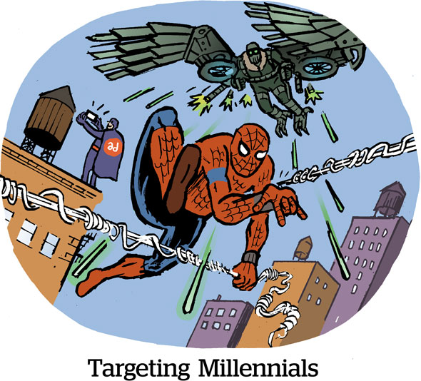 Targeting Millennials