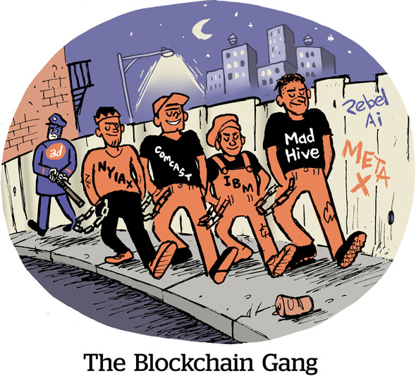 The Blockchain Gang
