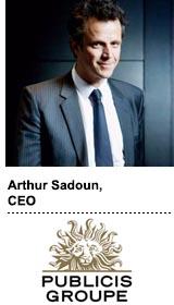 publicis arthur sadoun