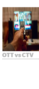 OTT? CTV? OMG What's The Difference? | AdExchanger